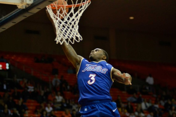 Tulsa+overpowers+Louisiana+Tech+to+earn+NCAA+bid