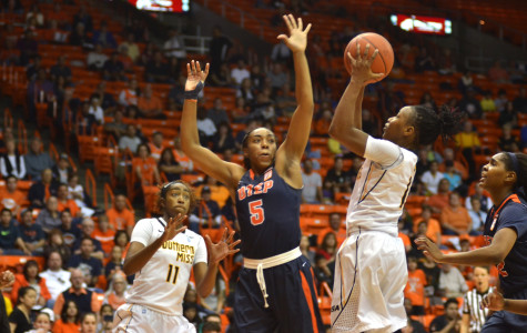 Golden Eagles second half surge takes down UTEP