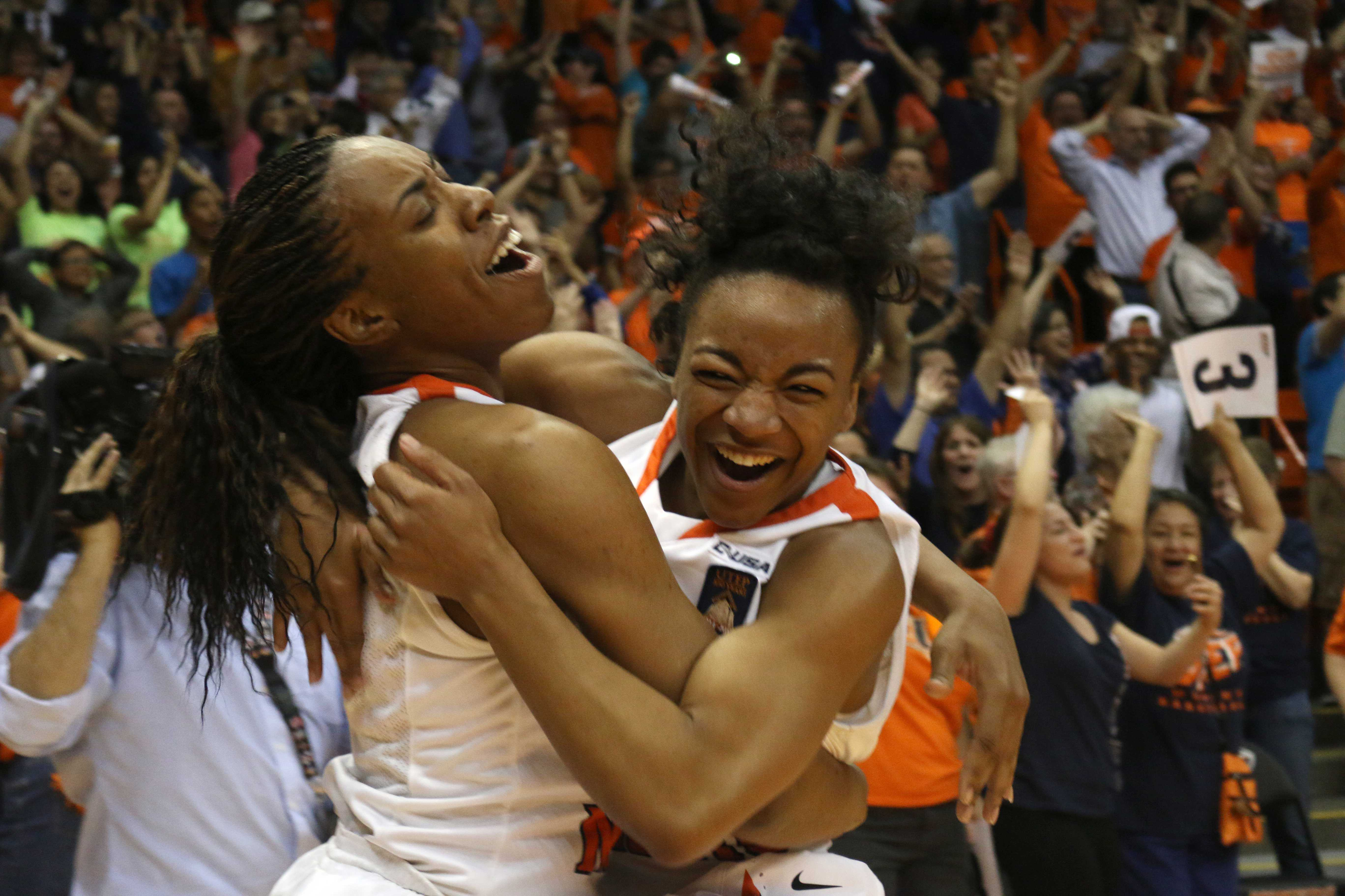 Nash would have been UTEP women's basketball's senior leader on the court in 2017, instead, she found herself in federal court.
