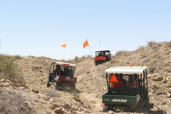Engineers prepare for weekend Baja SAE competition