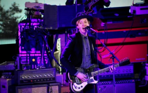 Beck, El Paso's BFF, welcomed with open arms