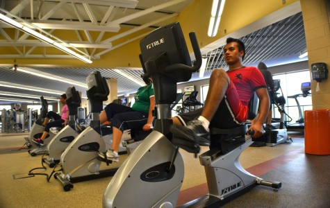 Rec center offers state of the art facilities