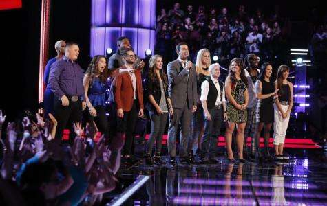 'The Voice'–America's favorite singing competition