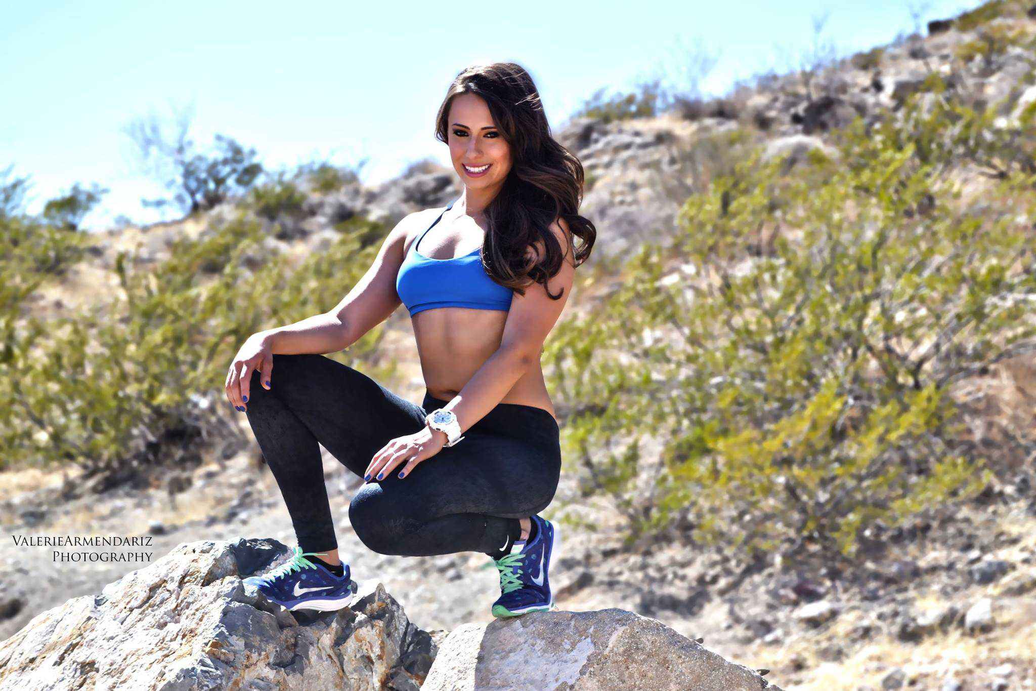 Kimberly Rayner is a personal trainer. She began two years ago and continues to help her clients reach healthy goals.