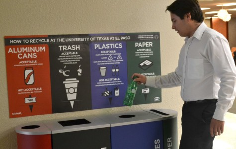 Miner Recycling System initiated on campus