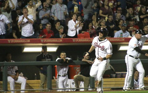 Chihuahuas roll past Rivercats to win first at home