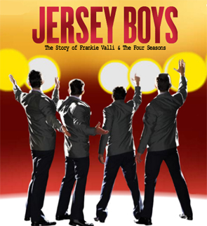Jersey Boys to perform at The Plaza Theatre until June 1.
