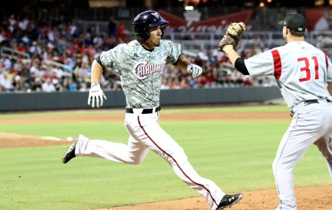 Isotopes steal game one