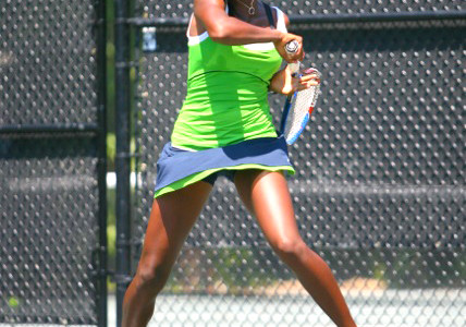 Jeannez Daniel is The first major recruit UTEP tennis has had in years