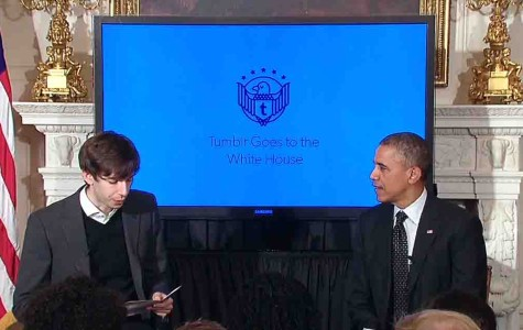 Tumblr goes to the White House