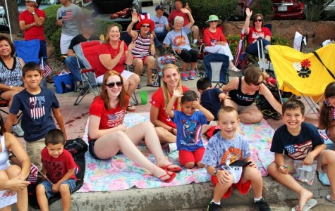 18th annual Independence parade