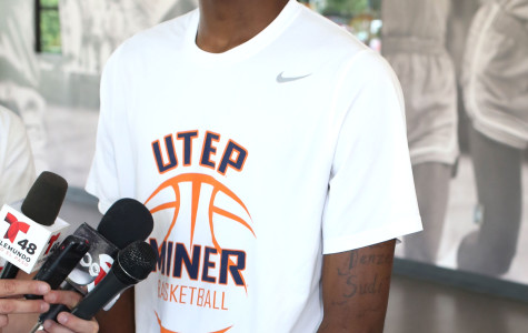 A homesick Jackson departs UTEP