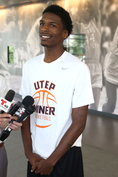 Mar'Qywell Jackson is the second UTEP men's basketball recruit lost this summer