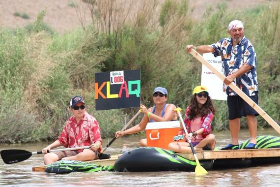 KLAQ+Great+River+Raft+Race+2014