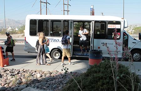 Useful app allows students to track shuttle stops