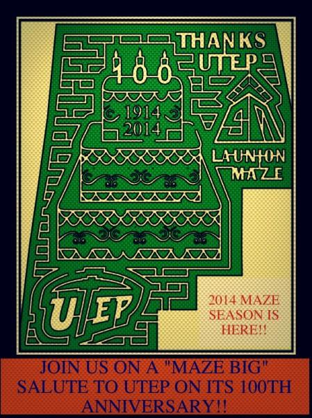 La Union will aMAZE UTEP