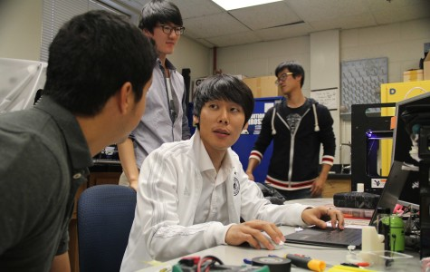 Influx of Korean students study 3D printing