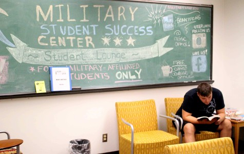 Student vets struggle with workforce
