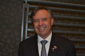 Mexico Ambassador to the U.S., Eduardo Medina Mora.