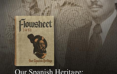 Library exhibit to showcase José Cisneros artwork from 1951 Flowsheet