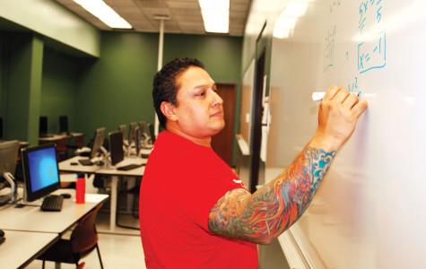 Students struggle to erase the tattoo stigma