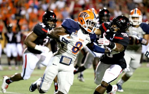 Texas Tech vs. UTEP 2014