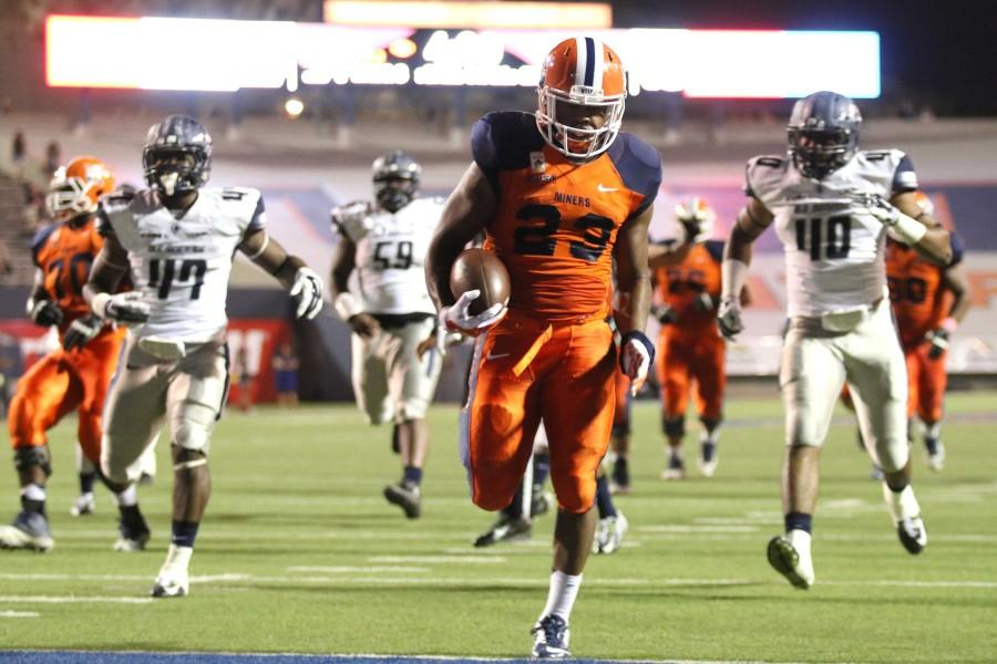 This Saturday, the Miners will look to win three straight games for the first time since 2010.