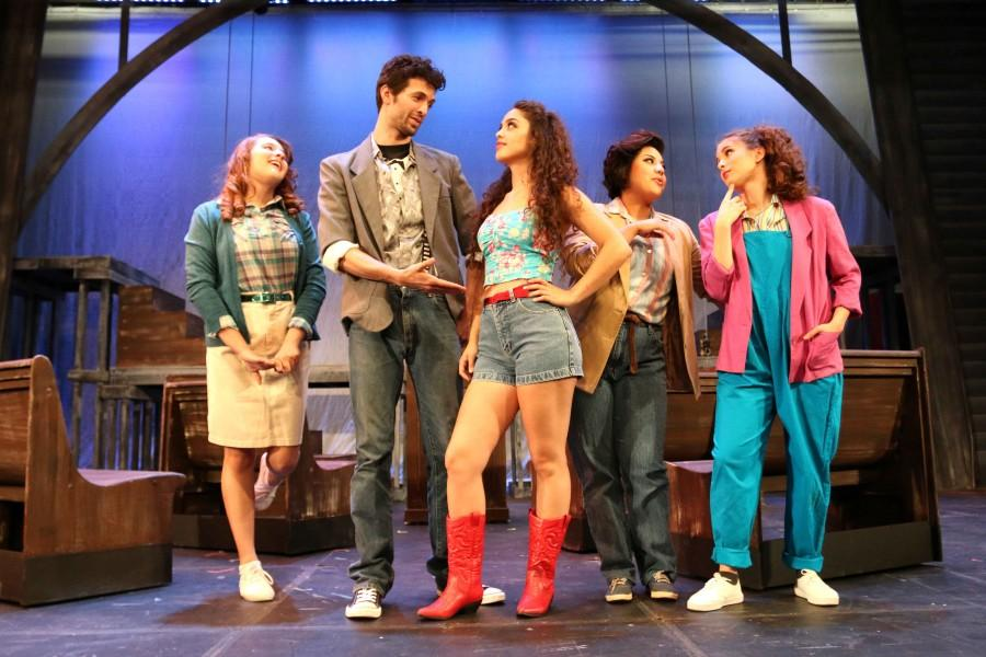 The UTEP Dinner Theater's musical Footloose will open on Oct. 17 at 7 p.m.