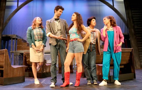 """Footloose— The Musical"" will have showings at the UTEP Dinner Theater until Nov. 9."