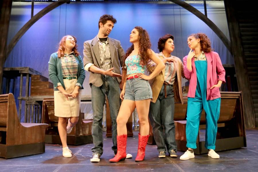 """""""Footloose— The Musical"""" will have showings at the UTEP Dinner Theater until Nov. 9."""