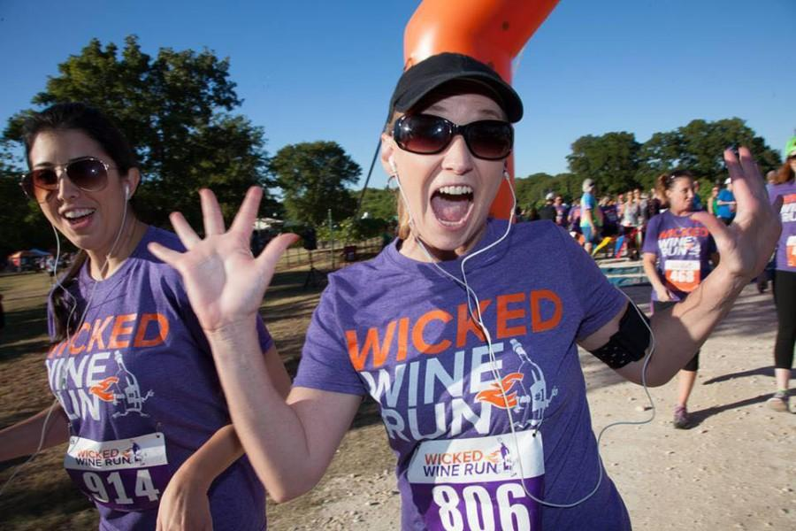 The Wicked Wine Run will be hosted at 5:30 p.m. Oct. 25 at La Union, N.M.