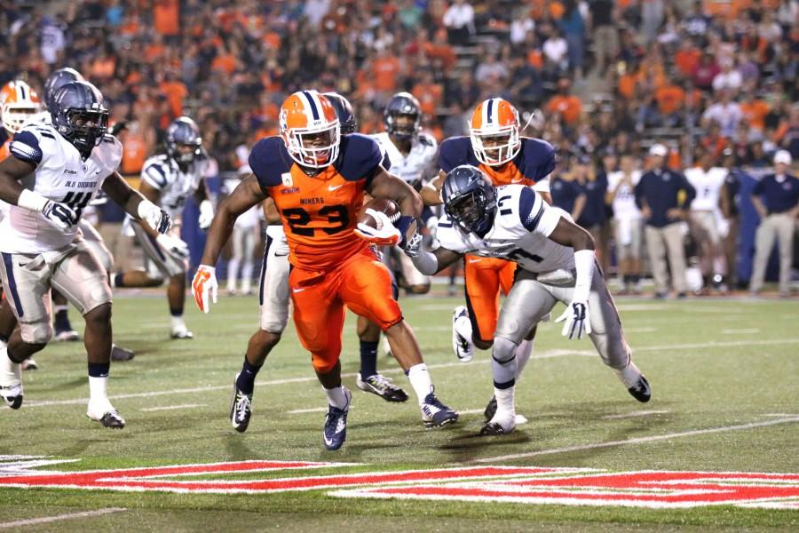 The Miners will look to win their fourth consecutive game since 2005 and become bowl eligible for the first time since 2010.