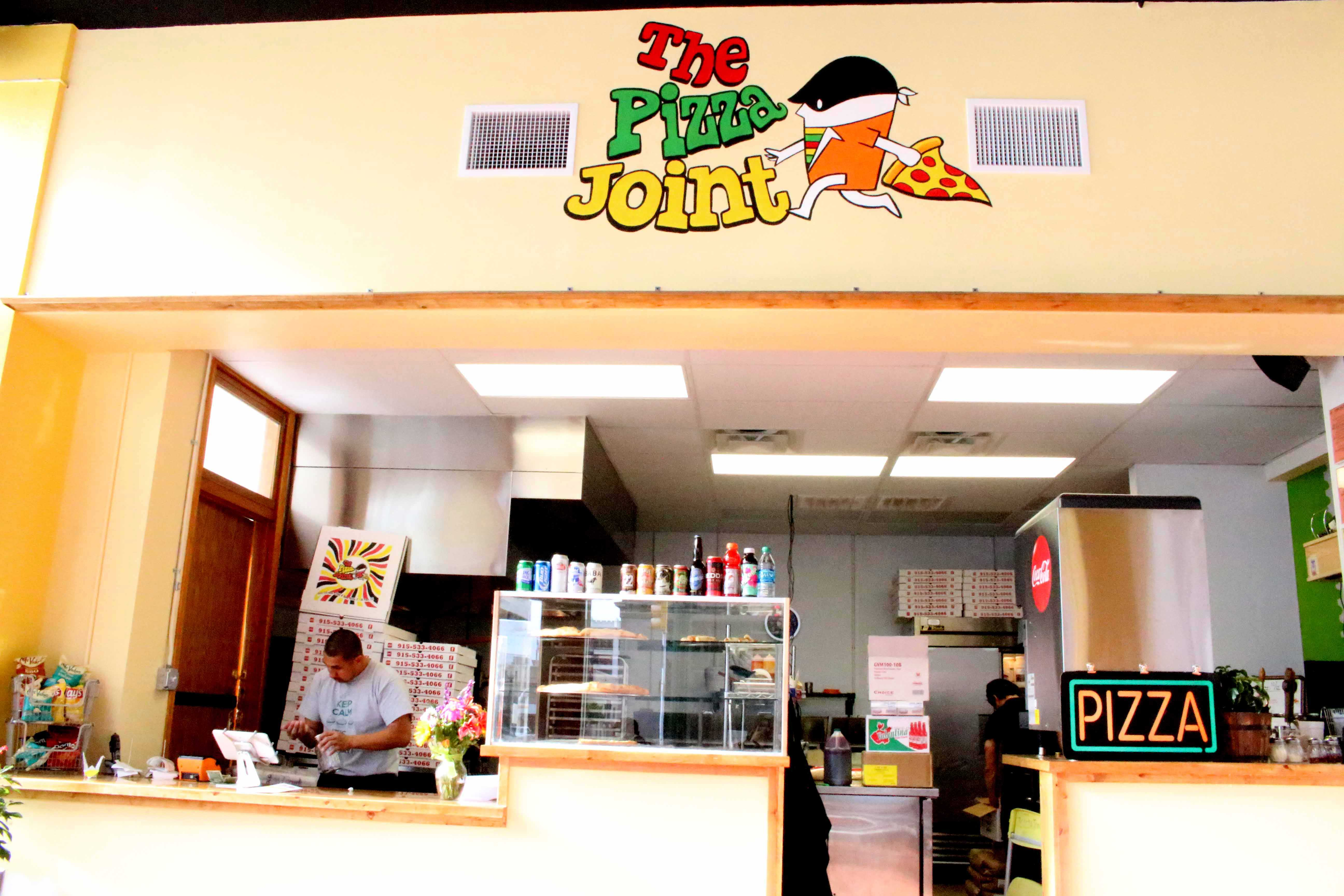 The second The Pizza Joint opens its second location at the corner of 500 N. Stanton and Franklin Ave.