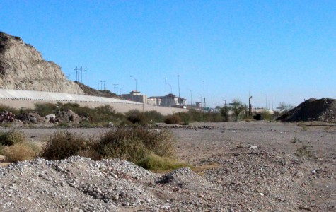 UTEP awaits decission from the board of regents on ASARCO land.