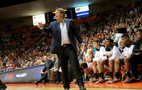 Head coach Tim Floyd announced that UTEP will not play against Kentucky in 2016, last Wednesday Jan. 14 during practice.