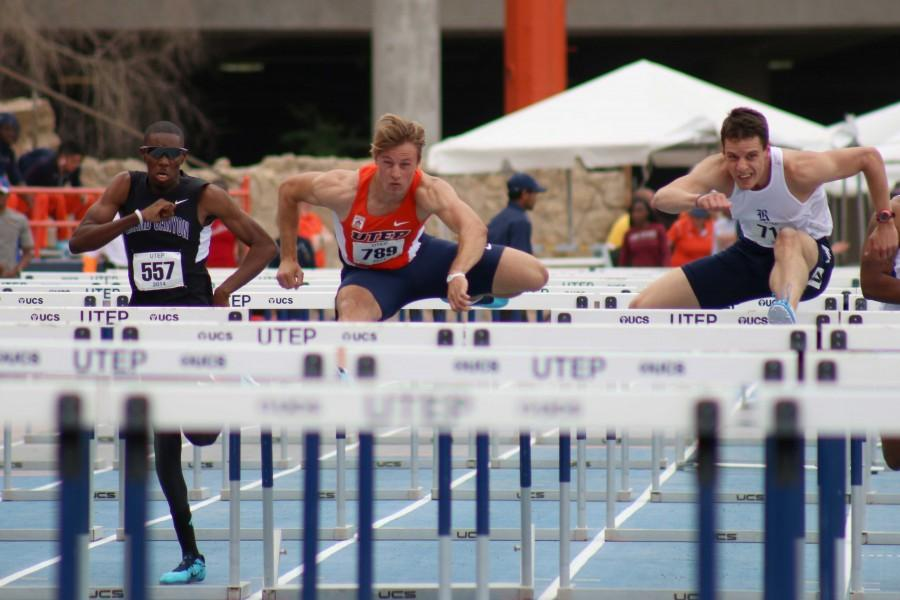 The UTEP track team will participate in the Lobo Collegiate Open in Albuquerque, N.M. on Jan. 24 to start the season.