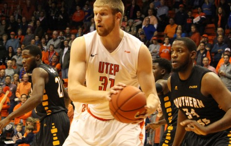 UTEP dominates Southern Miss