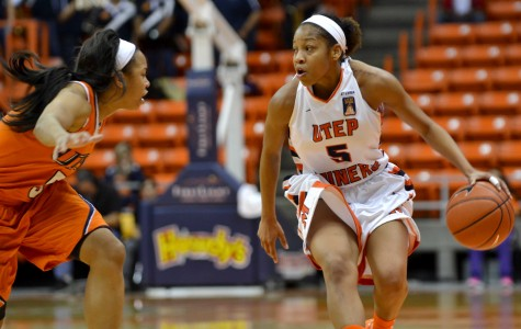 The UTEP women's basketball team will host No. 24 Western Kentucky on Thursday Jan. 22 at the Don Haskins Center.