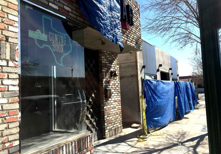 Dead Beach Brewery will open this spring at 406 Durango St.