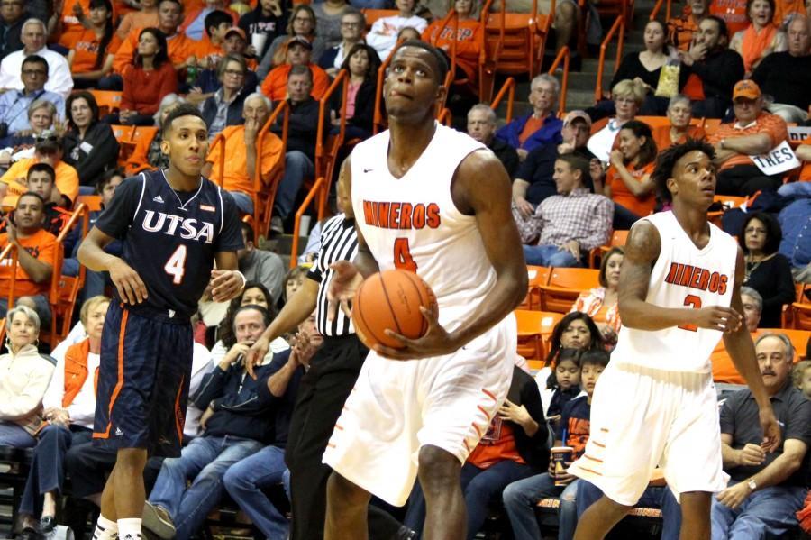 Senior guard Julian Washburn is now the seventh best scorer in UTEP basketball history.