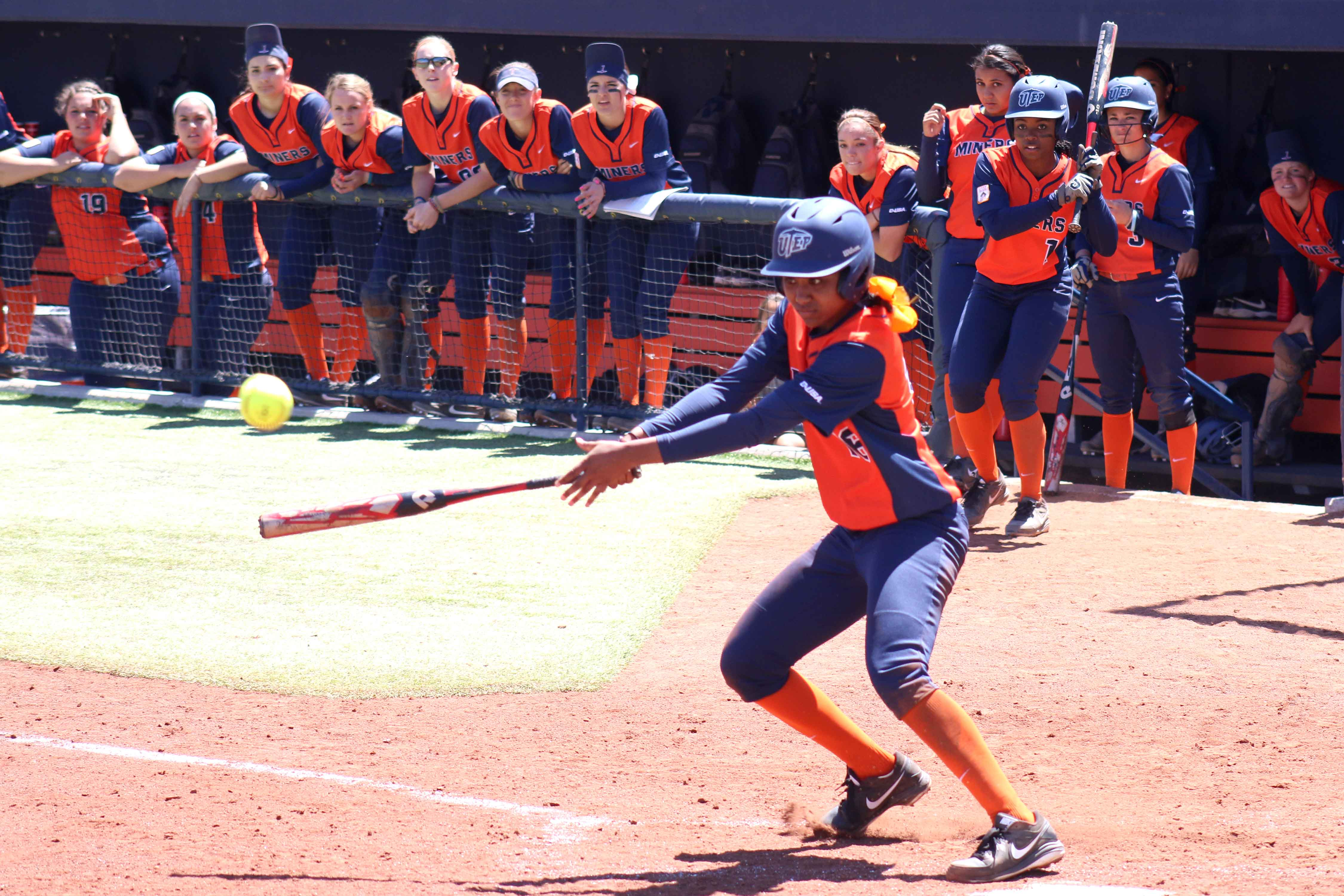 The UTEP softball team will head to Hawaii for the Bank of Hawaii Invitational Tournament next weekend.