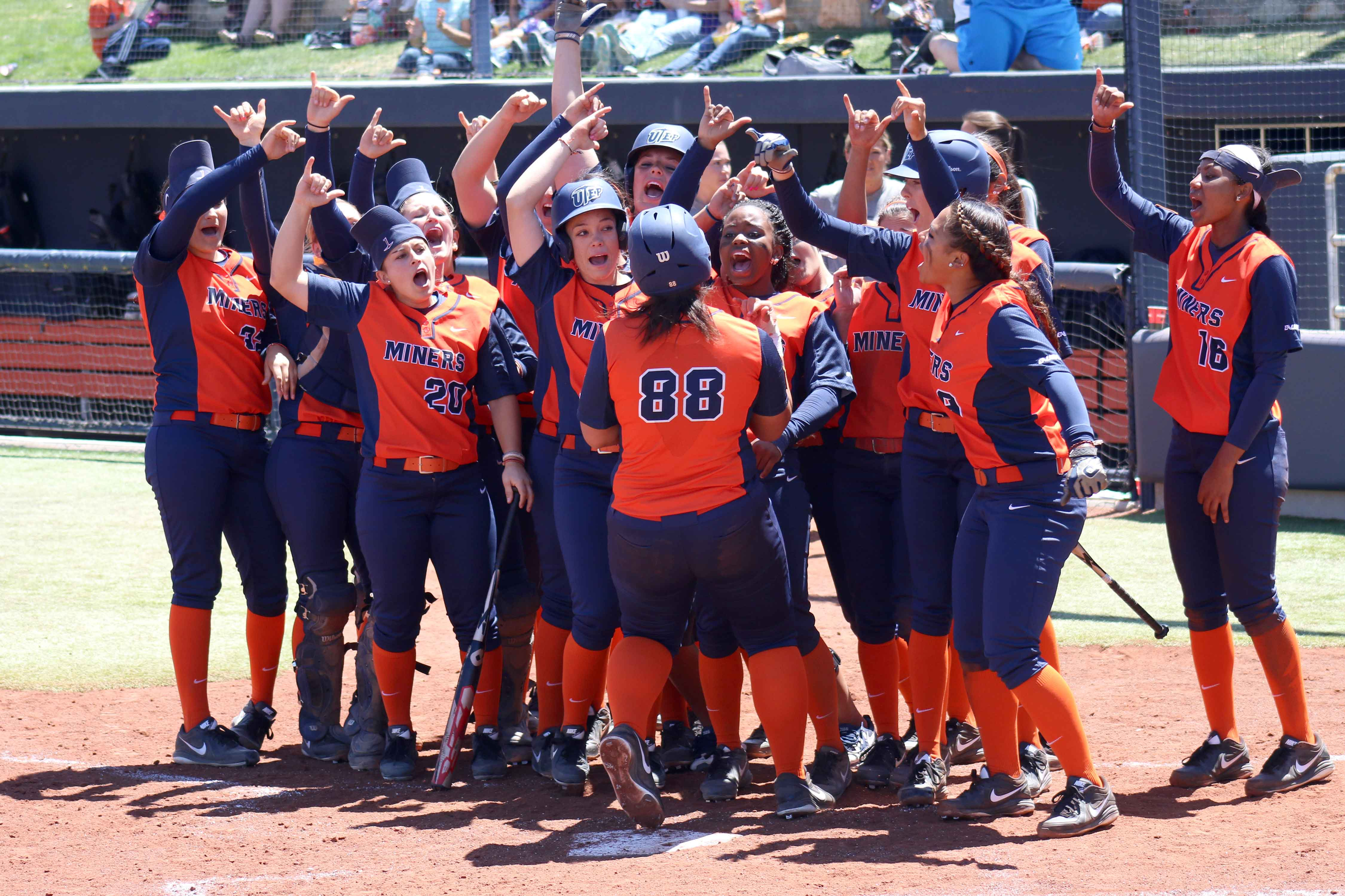 The UTEP softball team is winless after starting the season with five straight losses.