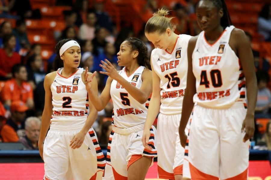 UTEP has just one win this season in Conference USA road games.