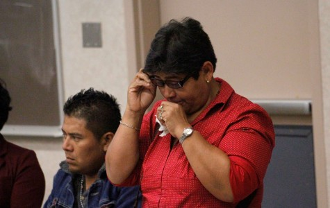 Parents of 43 missing Ayotzinapa students ask UTEP students for solidarity