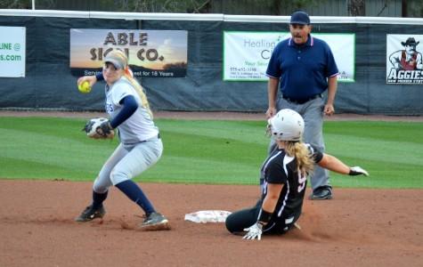 Softball loses battle of I-10