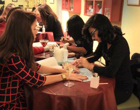 Martinis,  Manicures and Music Fundraiser will be held from 5:30 p.m. to 8:30 p.m. April 2 at Ardovinos Desert Crossing, located at 1 Ardovinos Dr. in Sunland Park, N.M        .