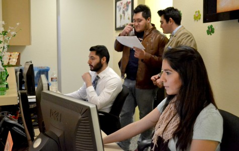 Students highlight the benefits of an internship