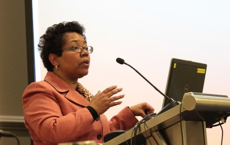 Gretchel Hathaway, chief diversity officer, Title IX coordinator and Americans With Disabilities Act compliance coordinator for Union College, shares experiences and addresses questions from fellow Title IX officials.