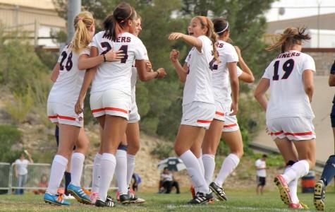 Women's soccer kicks off spring season