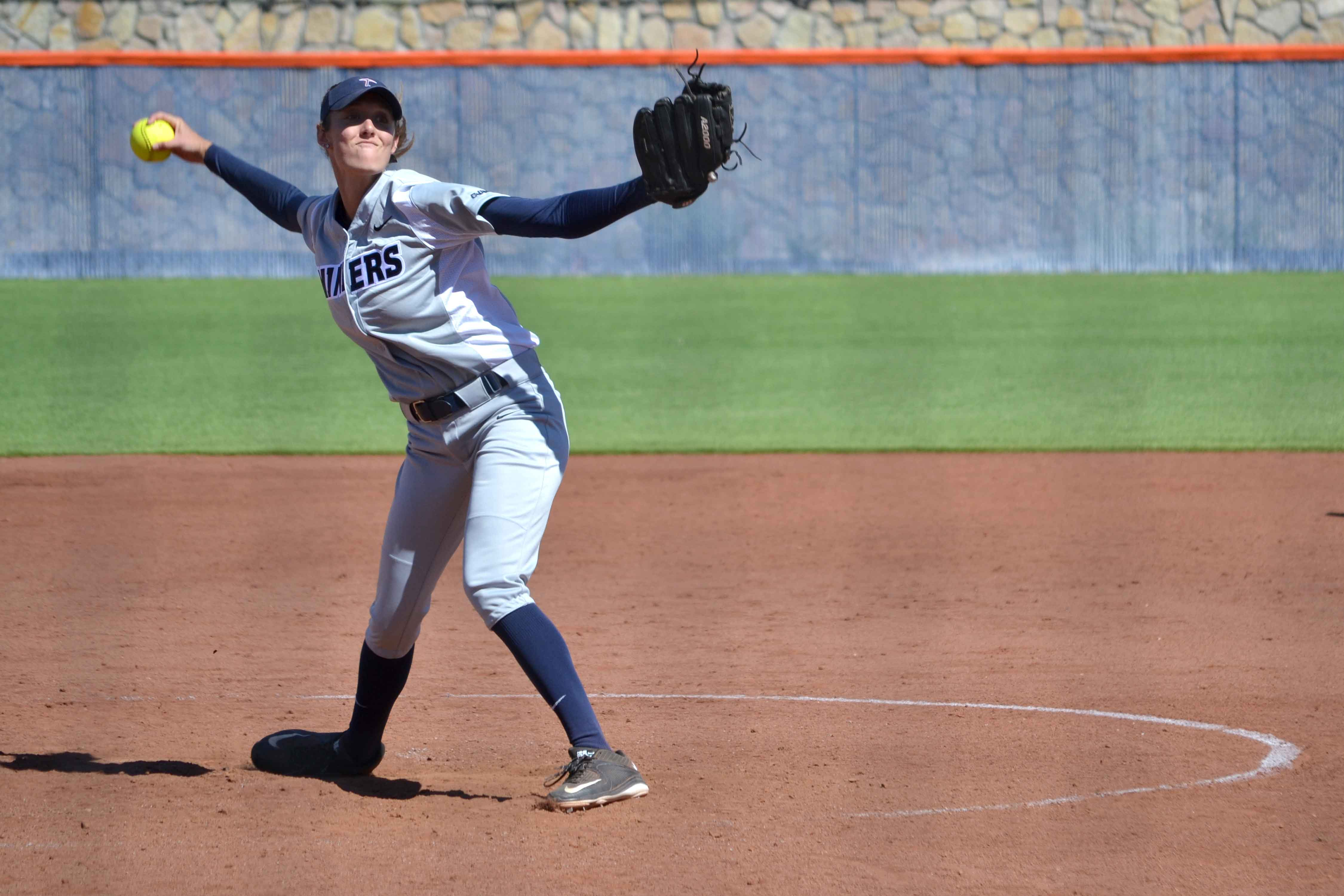 The Miners' softball team is 5-3 over its last eight games and 3-3 in Conference USA.
